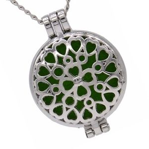 Necklace - Aroma Diffuser Surrounded